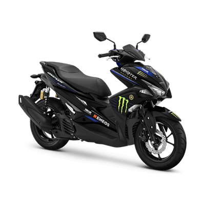 Aerox R Monster Edition