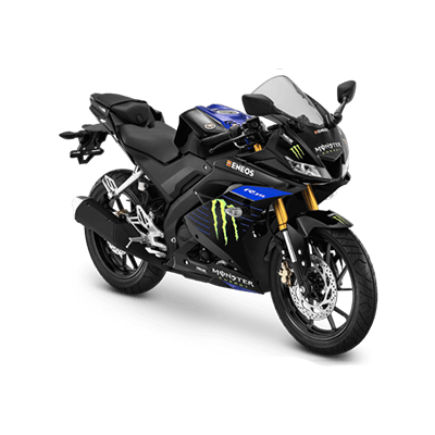 YZF R15 Monster Energy